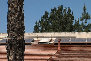 Solar Lags On San Diego's Multifamily Complexes