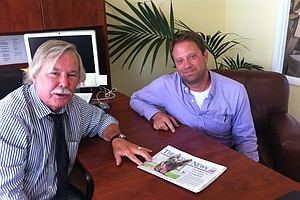 Tease photo for North County's Coast News Newspaper Launches Inland Edition