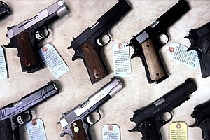 California Legislature Considers Bill Allowing Gun Restra...