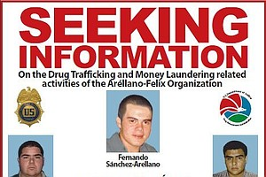 Tease photo for Arellano Felix Cartel Leader Captured In Tijuana