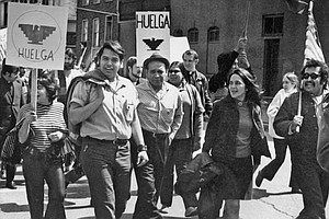 Tease photo for A Conversation With Civil-Rights Leader Dolores Huerta