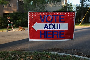 Tease photo for Republicans Make Push For Latino Vote
