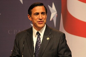 Tease photo for Roundtable: More Darrell Issa, More Funds For County Supervisors, No Shelter In Escondido