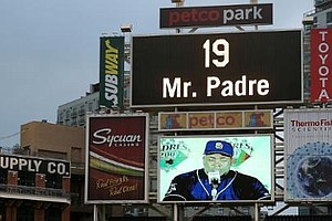 Tease photo for San Diegans Remember 'Mr. Padre,' Tony Gwynn