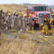 Camp Pendleton Marines Learn Firefighting Skills Ahead Of Wildfire Season (Video)