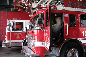 $800,000 OK'd For Bayside San Diego Fire Station Planning