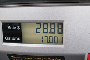 San Diego County Gasoline Price Continues To Rise