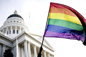 California Governor Signs Bill Recognizing Legal Gay Marr...