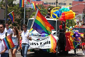Tease photo for 40 Years Of Pride In San Diego