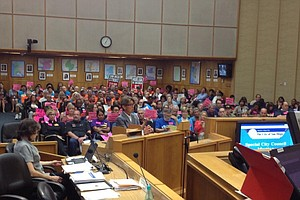 Tease photo for San Diego City Council Votes To Raise Minimum Wage