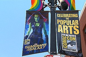 Tease photo for Comic-Con Attendees Spend Millions On Hotels And Dining