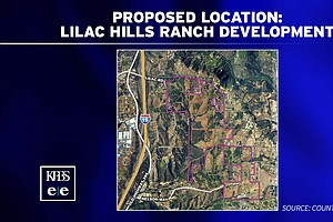 Lilac Hills Project In North County Nears Public Comment ...