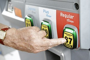 San Diego County Gasoline Price Drops Under $4 for First ...
