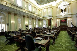 Water, School Bonds Top Legislature's Agenda As Final Mon...