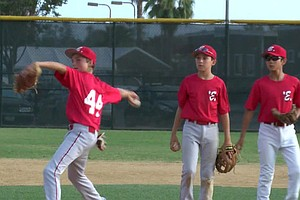 Encinitas Little League Team Wins First Game In 2-Game Day