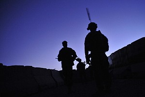 U.S. Army General Killed In Afghanistan 'Insider Attack' ...
