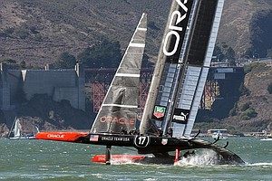Tease photo for Supervisors OK Resolution Backing San Diego's Bid To Host America's Cup