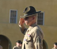 Tease photo for Marine Corps Cutting Pay For Embassy Security Guards, Drill Instructors