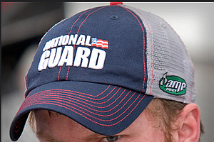 Tease photo for National Guard Puts Brakes On NASCAR Sponsorship