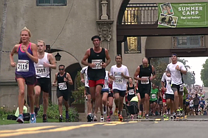 Tease photo for From Marathons To Mud Runs, Endurance Events Boost San Diego's Economy