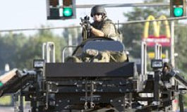 Tease photo for How Military Surplus Gear Played A Role In Ferguson Upheaval (Video)
