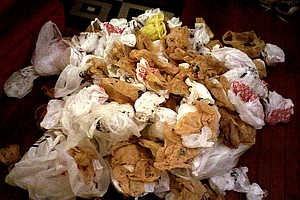California's Plastic Bag Ban Bill Moves Forward