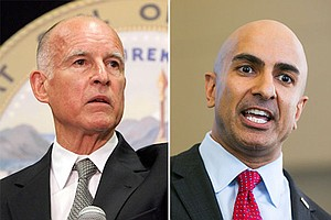 Tease photo for Gov. Jerry Brown Agrees To Debate GOP Rival
