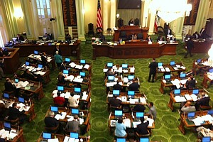 Tease photo for California Assembly Approves Birth Control Access Bill