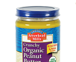 Recalled Peanut And Almond Butters Sold At Military Commi...