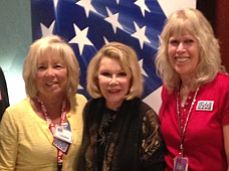 Tease photo for From Korea To Denver, Joan Rivers Was A Longtime USO Supporter