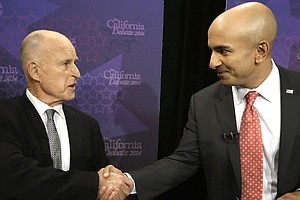 Tease photo for California Governor Candidates Square Off In Lively Debate