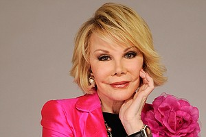 Tease photo for Joan Rivers, An Enduring Comic Who Turned Tragedy Into Showbiz Success, Dies