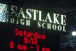 Tease photo for Security Tight At Eastlake High School After Threat