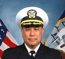 Tease photo for Commanding Officer Of California Navy Base Fires Himself