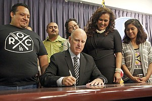 Gov. Brown Signs Bill Providing 3 Sick Days To California...