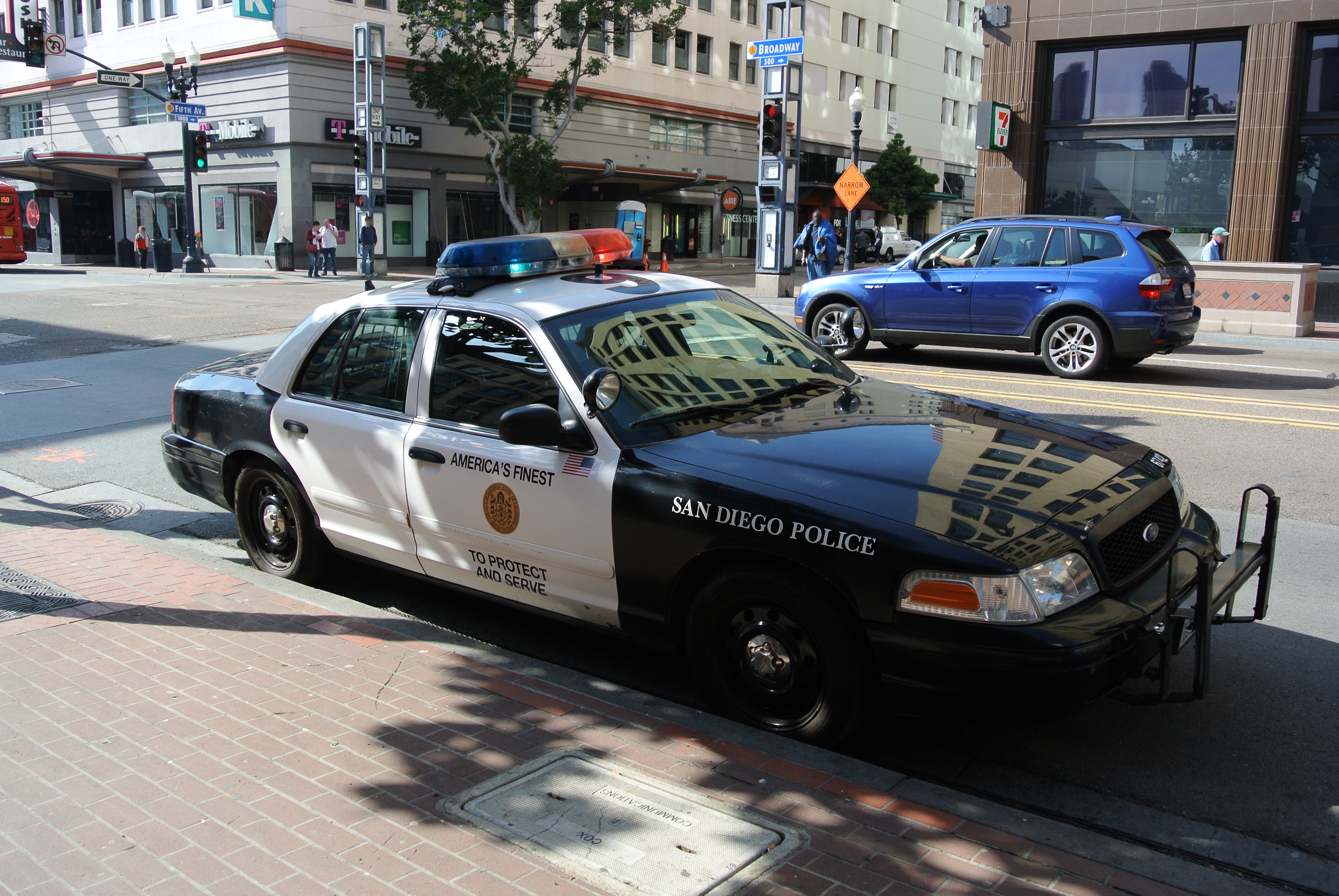 San Diego Police Staffing Problem Growing Worse Kpbs