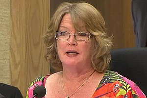 Tease photo for San Diego City Councilwoman Marti Emerald Diagnosed With Breast Cancer
