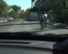 '3 Feet Please' Law For Passing Bicyclists Rolls Out Across California