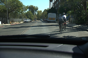 '3 Feet Please' Law For Passing Bicyclists Rolls Out Acro...