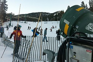 Tease photo for Mammoth Mountain Owner Buys Big Bear Resorts