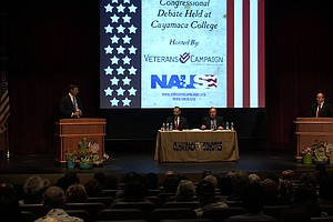 Tease photo for Duncan Hunter, James Kimber Play Nice In 50th District Debate
