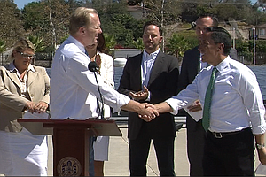 San Diego Mayor Releases Climate Action Plan