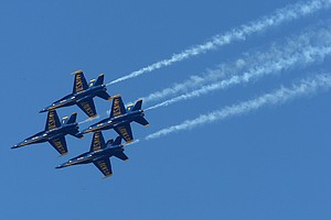 Miramar Air Show Lifts Off, Runs Through Sunday