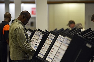 Tease photo for Early Voting In San Diego County For Nov. 4 Election Begins