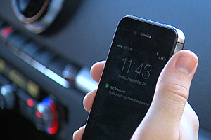 Tease photo for Smartphones On Wheels: A Safer Alternative To Texting While Driving?