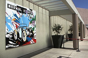 Tease photo for New Murals At Mission Valley Mall Celebrate San Diego's Neighborhoods