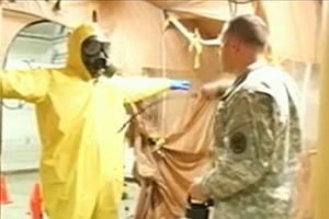 Tease photo for Some Military Families Uneasy With Ebola Deployments (Video)
