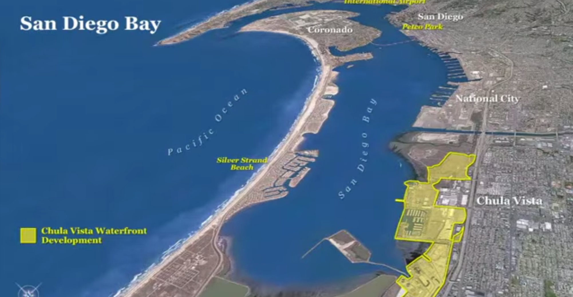 Chula Vista S Bay Front Project Inches