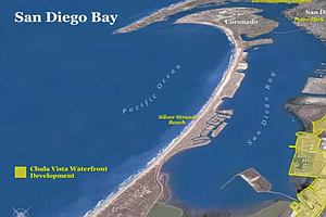 Tease photo for Chula Vista's Bay Front Project Inches Closer To Development