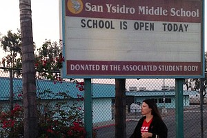 Tease photo for San Ysidro Teachers Strike Over; District Money Problems Persist